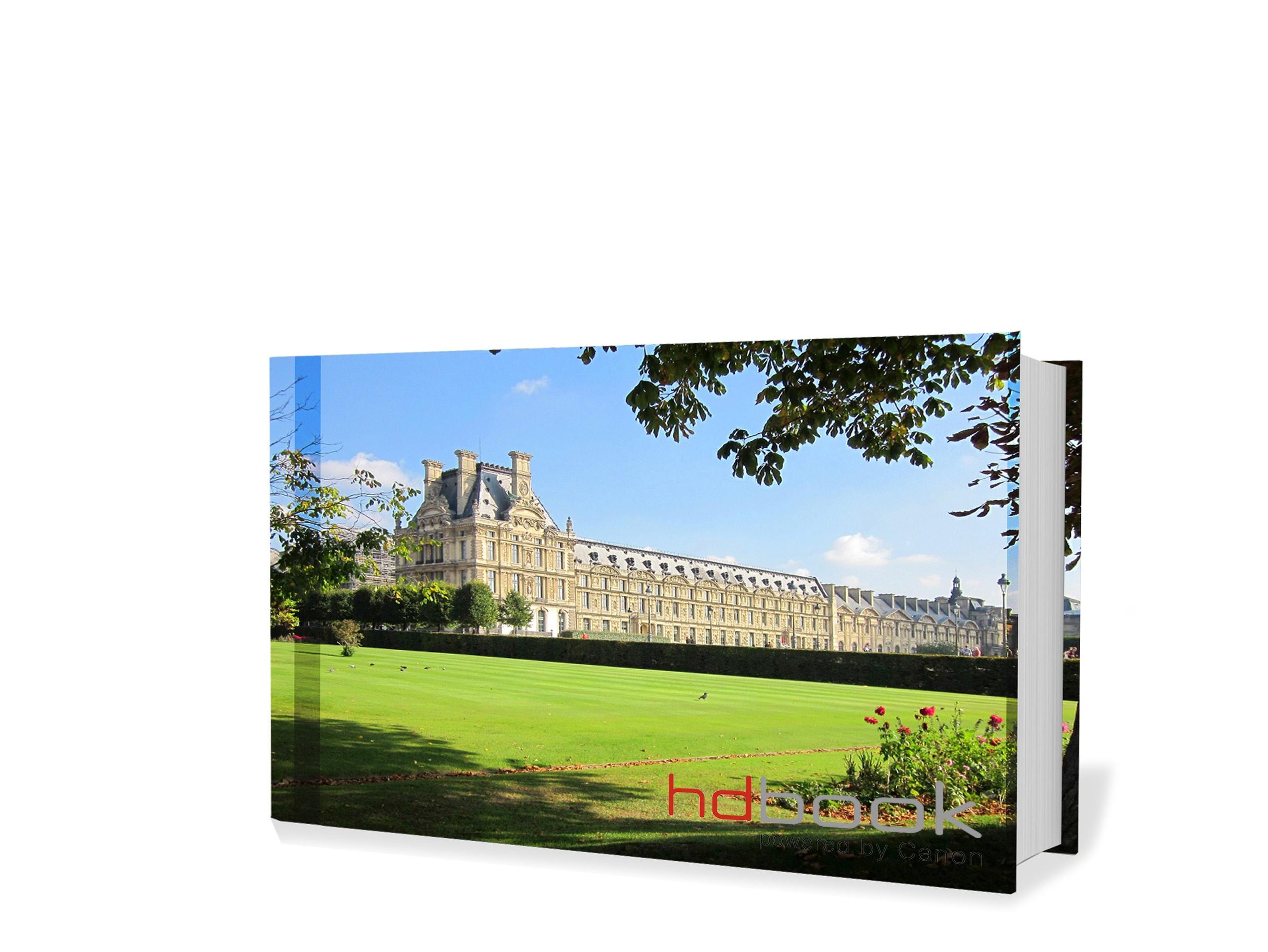 hd book canon foto album